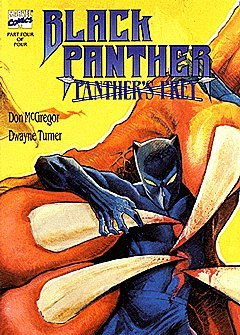 Black Panther, Panther's Prey, Part 4 of 4 (Part 4) by Don McGregor (1991-08-02)