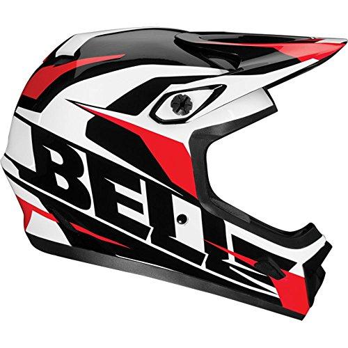 Bell & Howell Bell Transfer-9 Bike Helmet - Black/White/R...