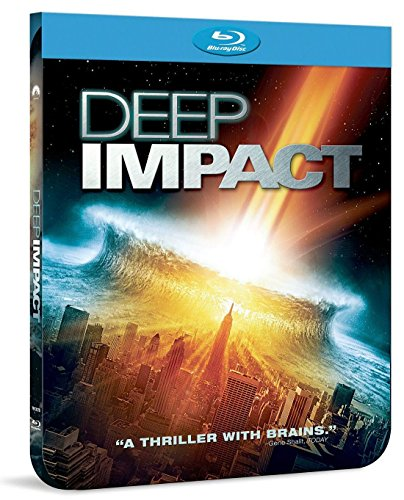 Deep Impact: Metalpak [Blu-Ray]