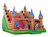 Inflatable slide inflatable bouncer inflatable trampoline inflatable castles