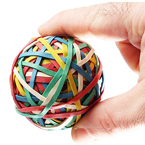 Rubber Band Ball, 2.5