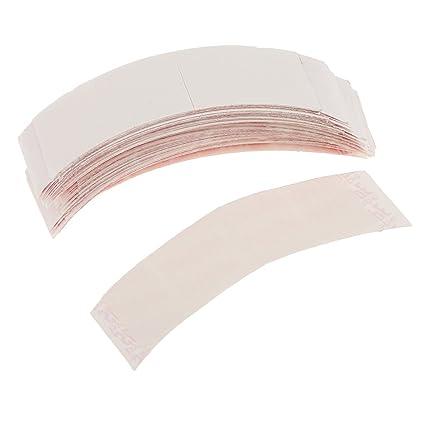 perfeclan 36 piezas cintas adhesivas de doble cara para pelucas ...