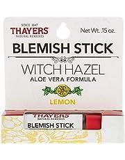 THAYERS Lemon Oil Control Blemish Stick, 0.23 Ounce