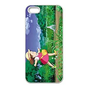 My Neighbor Totoro For iPhone 5, 5S Phone Cases ARS162808