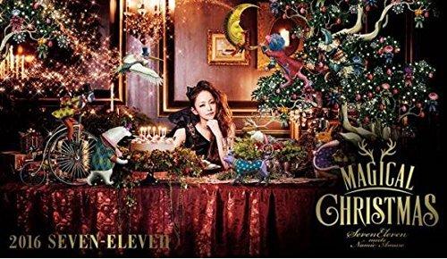 安室奈美恵 クリスマスポスター セブンイレブン限定