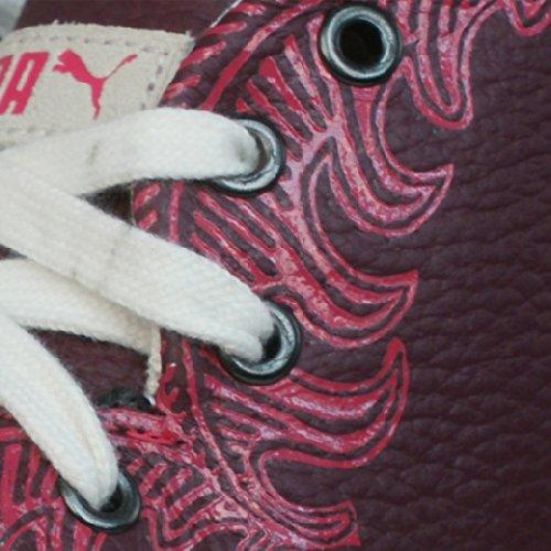 Port 4M Sneaker Leder Schuhe Mix Schuh Womens Puma 1wSz0xqS