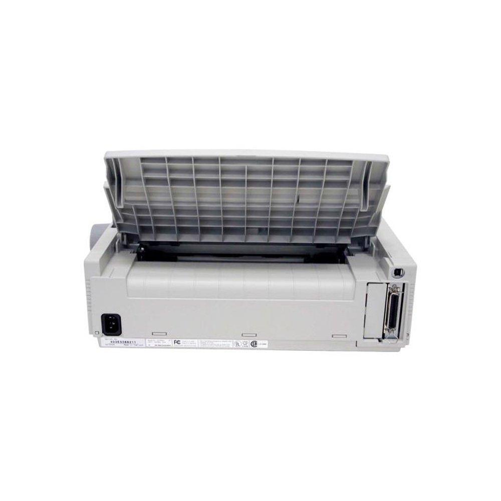 Oki MICROLINE 320 Turbo Mono Dot Matrix Printer (62411601) (Certified Refurbished) by OKI (Image #4)