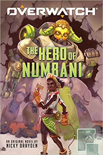 Amazon.com: The Hero of Numbani (Overwatch #1) (1 ...