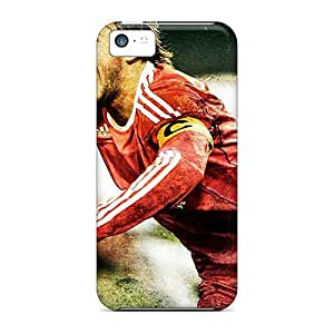 New Lokomotiv Striker Dmitry Sychev Tpu Skin Case Compatible With Iphone 5c