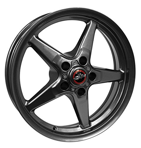 RACE STAR DRAG WHEEL W/ GREY FINISH 2005-2014 MUSTANG, used for sale  Delivered anywhere in USA