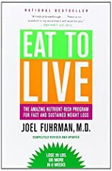 The Eat To Live 2011 revised edition includes updated scientific research supporting Dr. Fuhrman's revolutionary six-week plan and a brand new chapter highlighting Dr. Fuhrman's discovery of toxic hunger and the role of food addiction ...