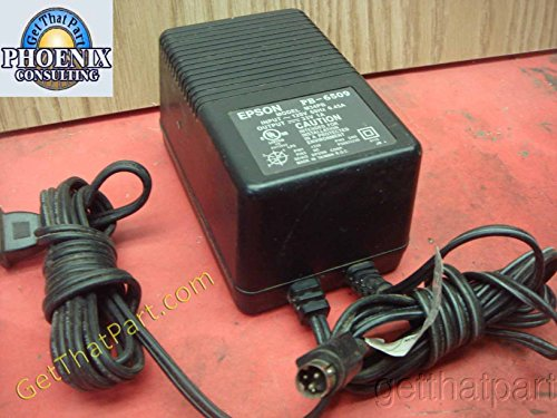 Power Supply Seiko (Genuine Epson BP-6509 Power Supply for M34PB TM-U200D TM-U200B Receipt Printer)
