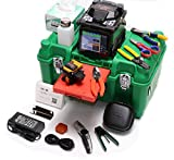 Core-core alignment Fusion Splicer GX36+QX50-S SM1310/1550 nm 32/30dB OTDR+Optic Power Meter+Laser Source+VFL 1MW with cleaver (With QX50-S 1310/1550nm,32/30dB incl.VFL)