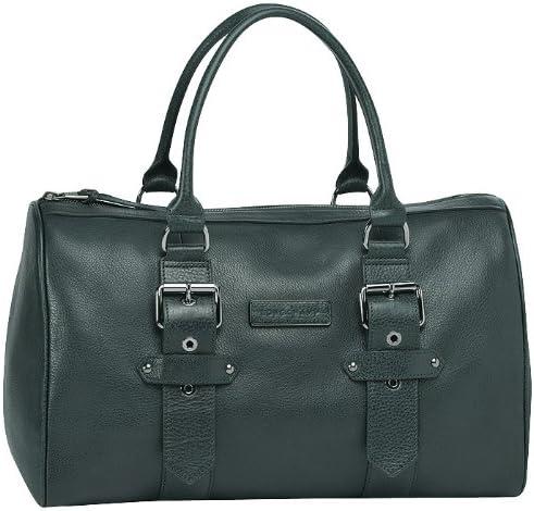 Kate Moss for Longchamp Gloucester Leather Handbag (Emerald ...
