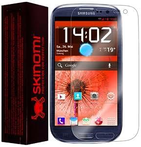 Samsung Galaxy S3 Screen Protector, Skinomi TechSkin Full Coverage Screen Protector for Samsung Galaxy S3 Clear HD Anti-Bubble Film