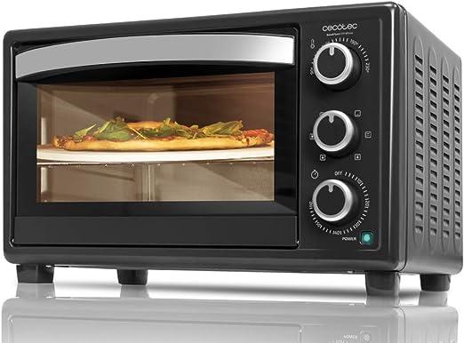 Cecotec Bake&Toast 570 - Horno Conveccion Sobremesa, Capacidad de ...