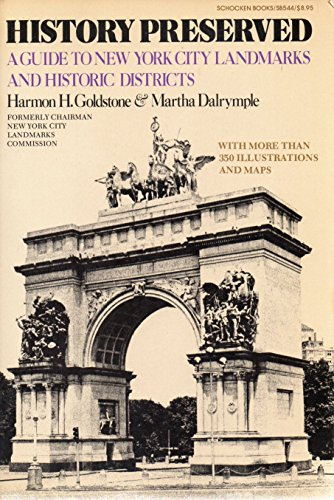 History preserved;: A guide to New York City landmarks and historic districts,