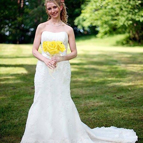 AerWo-6-Bunch-of-Bouquet-Yellow-Foam-Roses-Silk-Ribbon-Bouquet-Handmade-Rhinestone-Diamante-Artificial-Flower-Bridal-Bridesmaid-Brooch-Wedding-Bouquet-Decoration