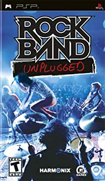 Rock Band Unplugged - Sony PSP