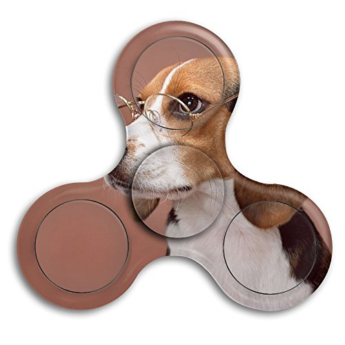 Price comparison product image C-Emily Anti-Anxiety Fidget Spinner Dog Spinning Toy Hand Spinner Perfect For ADD, ADHD, Anxiety, And Stress Relief