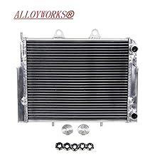ALLOYWORKS Aluminum Radiator for POLARIS RZR 4 800 / RZR 800 / RZR S 800 2007-2011