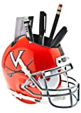 NCAA Virginia Cavaliers Helmet Desk Caddy, Orange/Grey
