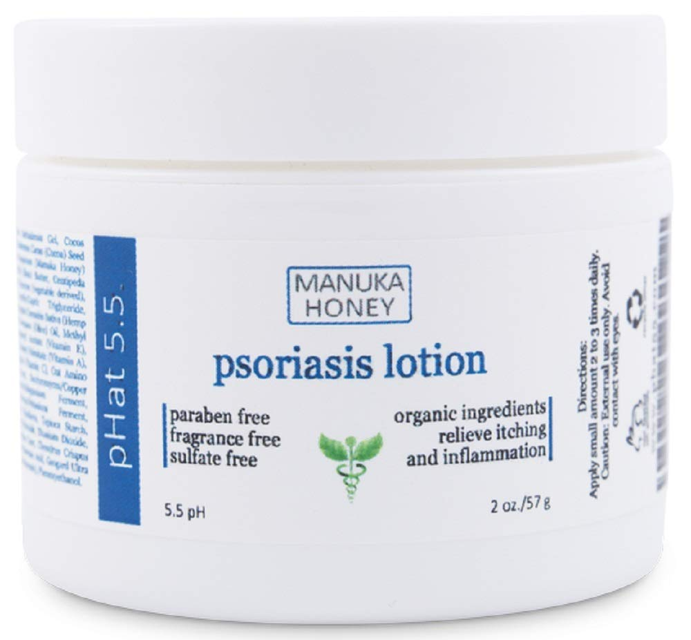 Cream for Psoriasis - Anti Itch Treatment to Relieve Psoriasis Symptoms Like Dry Patches, Flakes, Rash and Scales