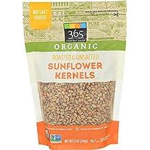 365 Everyday Value, Organic Sunflower Kernels Roasted & Unsalted, 12 oz