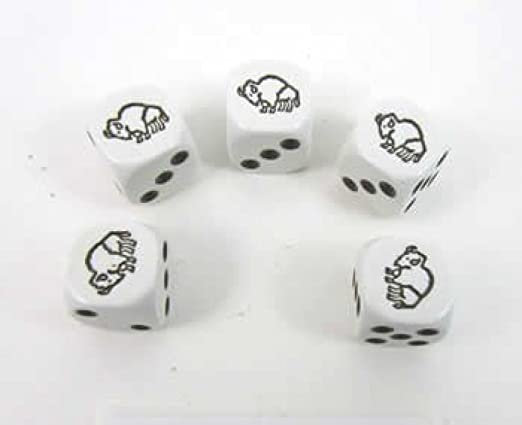 Bison Dice Game