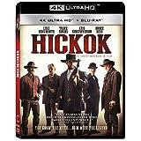 Hickok 4K UHD & Blu-Ray