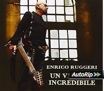 Un Viaggio Incredibile : Enrico Ruggeri: Amazon.it: Musica
