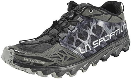 La Sportiva Helios 2.0 - Zapatillas de Senderismo para Hombre Gris Gris: Amazon.es: Zapatos y complementos