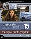 img - for The Photoshop Elements 15 Book for Digital Photographers (Voices That Matter) book / textbook / text book
