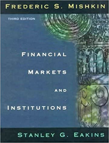 Financial markets and institutions 3rd edition 9780321050649 financial markets and institutions 3rd edition 9780321050649 economics books amazon fandeluxe Choice Image