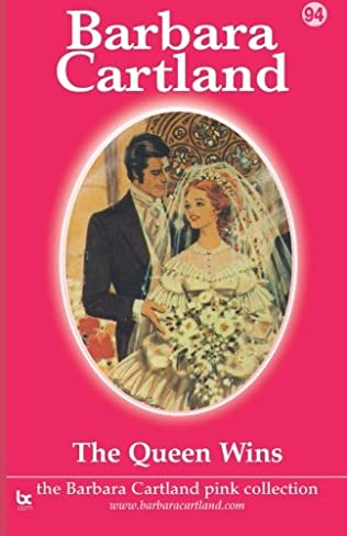 book cover of The Queen Wins