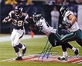 Signed Peterson, Adrian (Minnesota Vikings) 8x10 Photo autographed