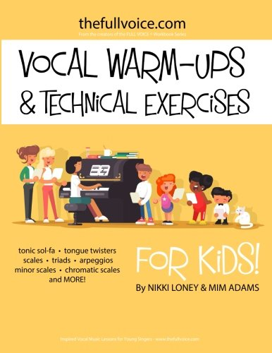 Vocal Warm-Ups and Technical Exe...