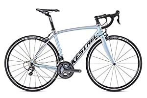 Kestrel Legend Shimano Ultegra Road Bike, Small/53 cm, Light Silver Blue/Satin Dark Gray