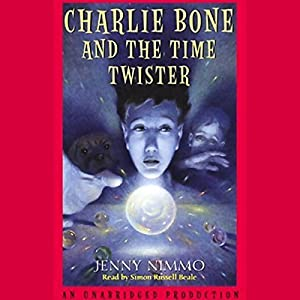 Charlie Bone and the Time Twister Audiobook