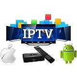 Amazon com: 1 Year 12 Months Worldwide IPTV Subscription [USA