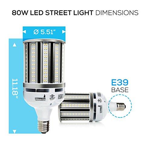 Street Light Watts: VIDEOS
