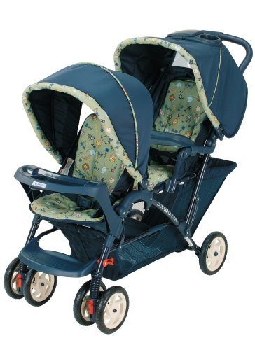Graco Duoglider Stroller In Super Safari Discontinued By Manufacturer