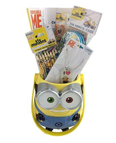 Minion Despicable Me Party Activity Gift for Kids Set Kevin Bob Stuart