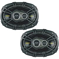 Kicker 40CS6934 Car Audio Triaxial 6x9 Speakers CS693 (Certified Refurbished)