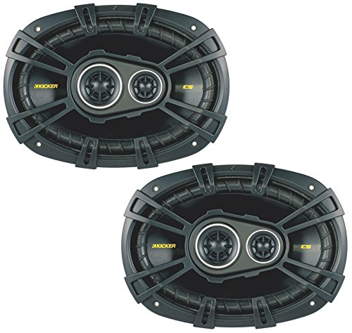 Kicker 40CS6934 Car Audio Triaxial 6x9
