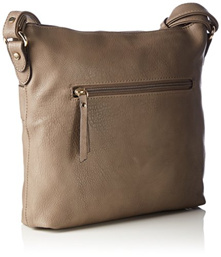 Shoulder Grey Bag 21 Taupe Tina Women's Gabor Hobos qw7gnvtWa