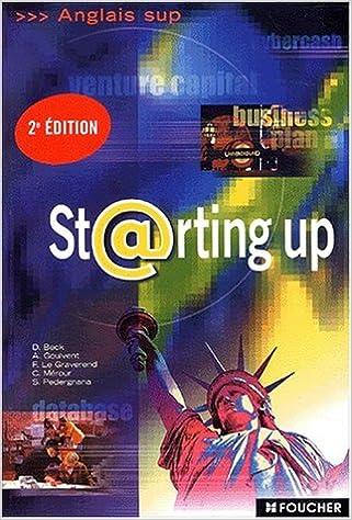 En ligne téléchargement gratuit Anglais sup : Starting up, BTS - DUT pdf