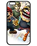 img - for 2015 7245809ZA955201335I6P Fashion Design Hard Case Cover Mario Super Smash Brothers Brawl iPhone 6 Plus/iPhone 6s Plus phone Case Alan Wake Game Case's Shop book / textbook / text book
