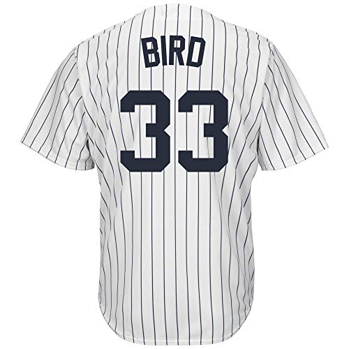 Men's/Women's/Youth_Greg_Bird_White_Player_Jersey