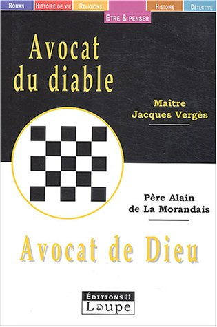 Avocat Du Diable Avocat De Dieu [Pdf/ePub] eBook